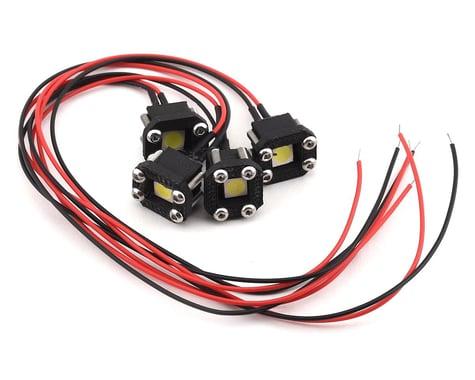 Powershift RC Technologies Night Killer Series Flush Mount Bumper Light Pods (4)