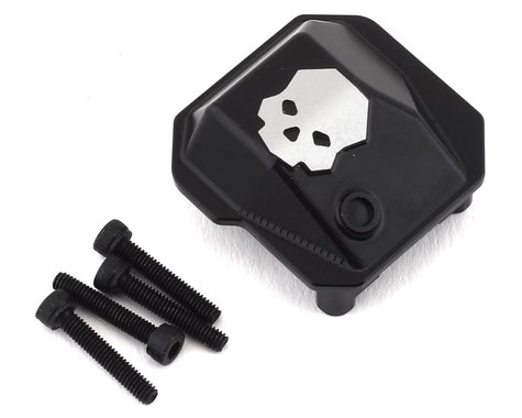 RC4WD Axial AR44 Axle Ballistic Fabrications Diff Cover RC4Z-S1901