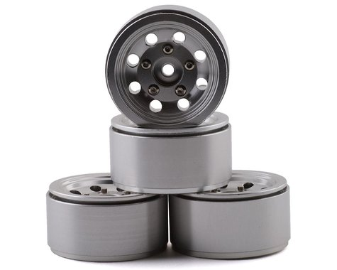 "RC4WD Classic 8-Hole 1.0"" Beadlock Wheels RC4Z-W0280"