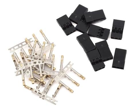 Ruddog Male JR Style Receiver Plug (10)