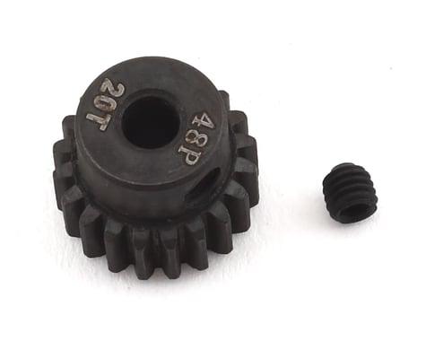 Ruddog Steel 48P Pinion Gear (3.17mm Bore) (20T)