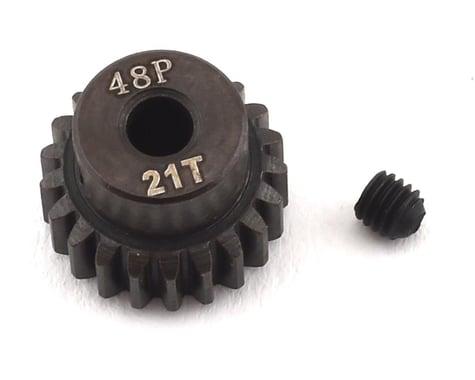 Ruddog Steel 48P Pinion Gear (3.17mm Bore) (21T)