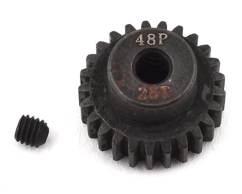 Ruddog Steel 48P Pinion Gear (3.17mm Bore) (25T)