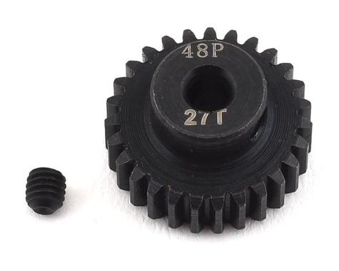 Ruddog Steel 48P Pinion Gear (3.17mm Bore) (27T)