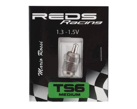 REDS TS6 #6 Inox Turbo On Road Glow Plug (Cold) (Japan)