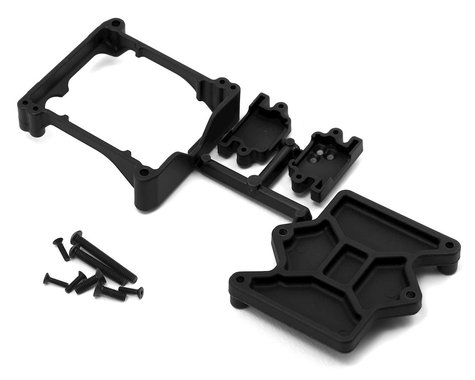 RPM Castle Sidewinder 4 ESC Cage Black RPM81322