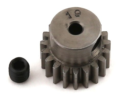 Robinson Racing Mini 8IGHT .5 Mod Hardened Steel Mini Pinion (2mm Bore) (19T)