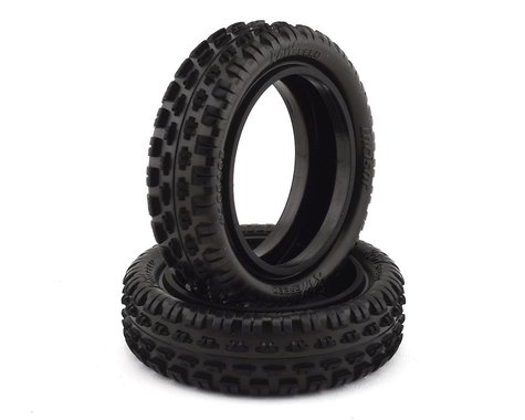 """Raw Speed RC Incisor Carpet 2.2"""" 2WD Front Buggy Tires (2) (Medium)"""