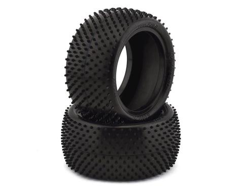"Raw Speed RC Rug Burn Carpet 2.2"" Rear Buggy Tires (2) (Medium)"