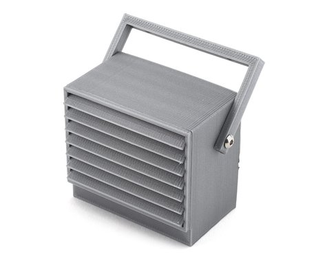 Scale By Chris Scale Shop Series Wall Hang Shop Heater (Large)