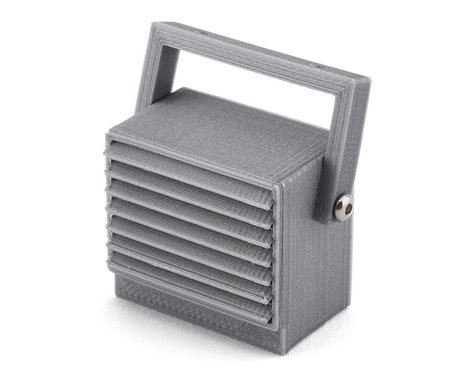 Scale By Chris Scale Shop Series Wall Hang Shop Heater (Small)