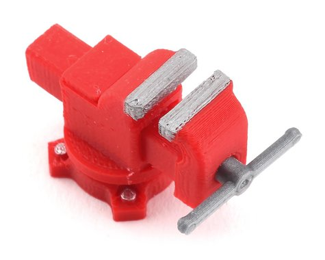 Scale By Chris Scale Shop Series Bench Top Vise