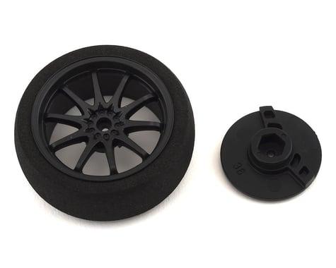 Spektrum DX5Pro 6R 5C Small Wheel Black SPM9062