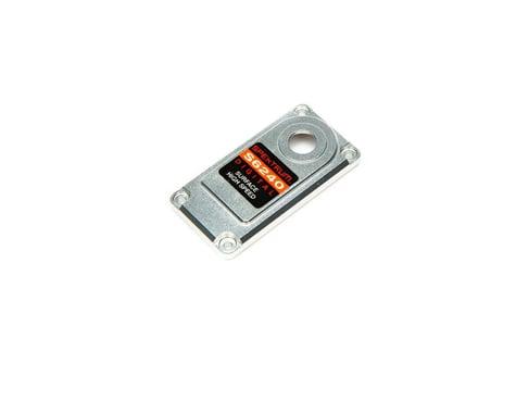 Spektrum S6240/S6240RX/S6270 Metal Top Case SPM9063