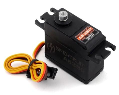 Spektrum A6380 High-Torque/High-Speed Plastic HV Servo SPMSA6380