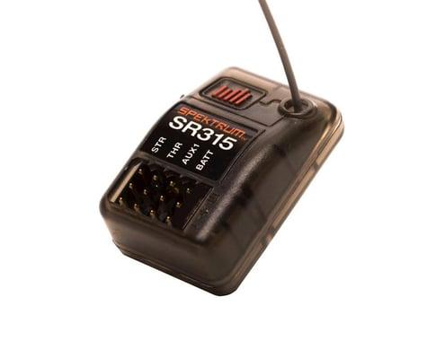 Spektrum SR315 DSMR 3-Channel Receiver SPMSR315