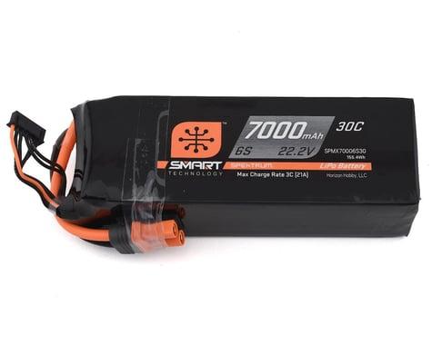 Spektrum 7000mah 6S 22.2V 30C Smart LiPo with IC5 SPMX70006S30
