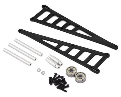 ST Racing TRA Alum Adjustable Wheelie Bar Kit Black STRST3678WBK