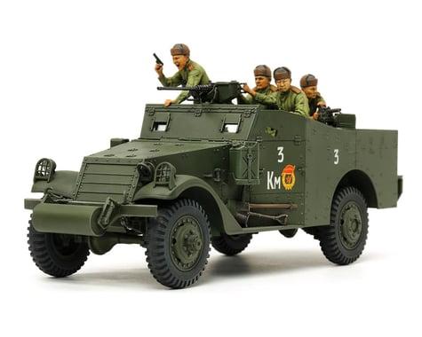 Tamiya 1/35 Scale M3A1 Scout Car Plastic Model TAM35363