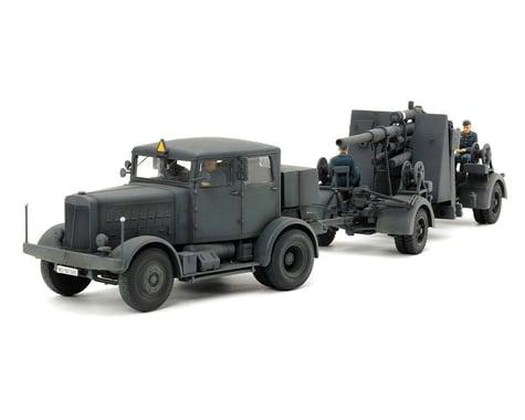Tamiya 1/48 German Heavy Tractor SS100 Model TAM37027