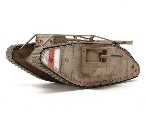 Tamiya 1/35 WWI British Tank Mk.IV Male w/Control Unit TAM48214