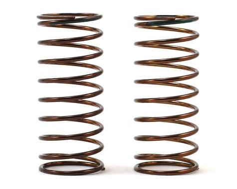 Tekno RC 50mm Front Shock Spring Set (Green - 3.81lb/in) (1.4x9.75)
