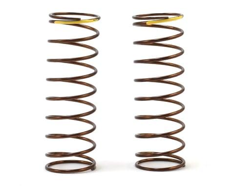 Tekno RC 63mm Rear Shock Spring Set (Yellow - 2.82lb/in) (1.3x9.875)