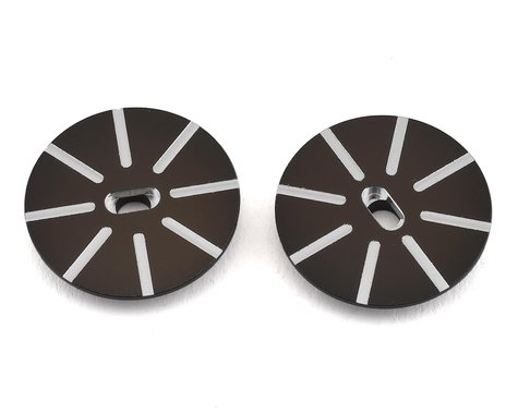 Team Losi Racing 22 5.0 SHDS Grooved Slipper Plates TLR232084