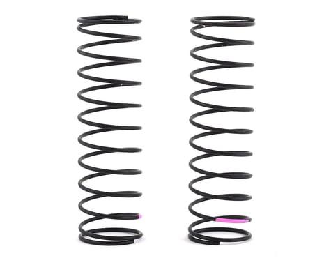 Team Losi Racing 12mm Rear Low Frequency Springs Pink TLR233058