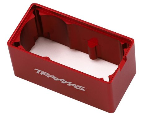Traxxas 2255 Aluminum Middle Servo Case Red TRA2253