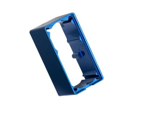 Traxxas 2250 Aluminum Middle Servo Case Blue TRA2254