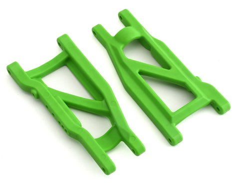 Traxxas Heavy Duty Cold Weather Suspension Arms Green TRA3655G