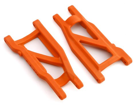 Traxxas Heavy Duty Cold Weather Suspension Arms Orange TRA3655T