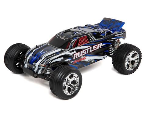 Traxxas Rustler XL-5 with ID Technology (BlueX)