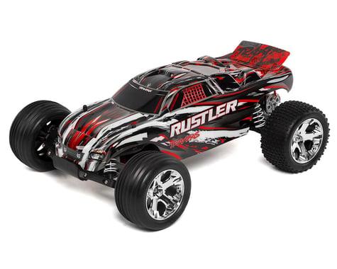 Traxxas Rustler XL-5 with ID Technology (RedX)
