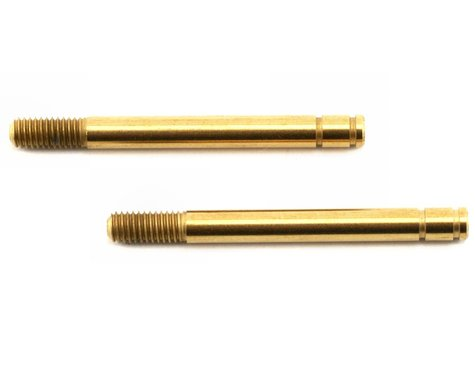 Traxxas 32mm Steel Shock Shafts Titanium Nitride TRA4262T