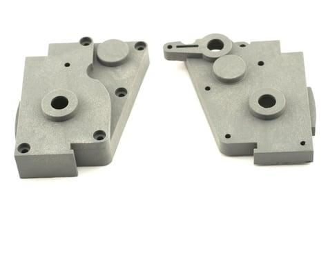 Traxxas gearbox Halves (Gray) TRA4491A