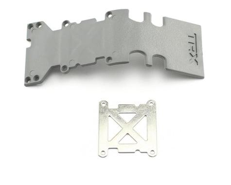 Traxxas Skidplate/Rear Plastic Gray T-Maxx 3.3 TRA4938A