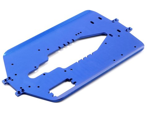 Traxxas 4mm Aluminum Chassis (Blue)