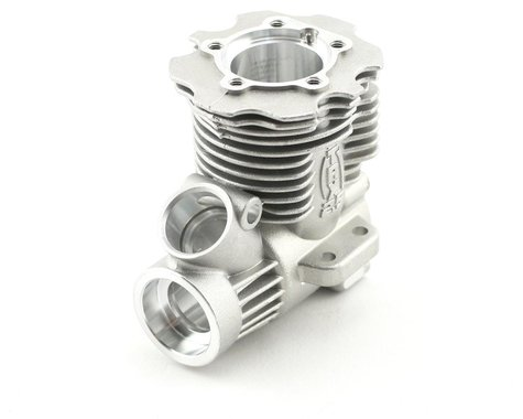 Traxxas TRX 2.5R/3.3 Crankcase with o Bearings TRA5222