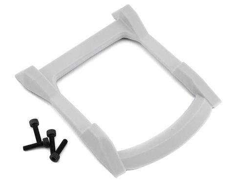 Traxxas Rustler 4x4 Roof (Body) Skid Plate White TRA6728A
