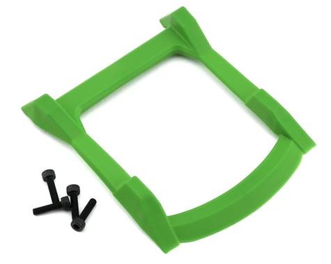 Traxxas Rustler 4x4 Roof (Body) Skid Plate Green TRA6728G