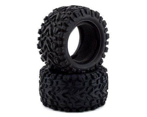 """Traxxas Talon EXT 2.8"""" Tires with Foam Inserts TRA6769"""