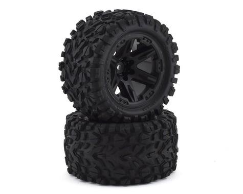 """Traxxas Rustler 4x4 Mounted 2.8"""" Tires & Wheels TRA6773"""