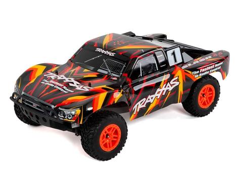 Traxxas Slash 4x4 1/10 4WD Short Course Truck (Orange)