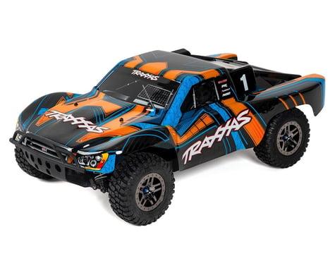 Traxxas Slash 4X4 Ultimate 1/10 Scale 4WD Electric Short Course Truck (Orange)