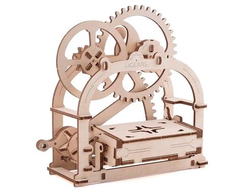 UGears Mechanical Etui/Box Wooden 3D Model