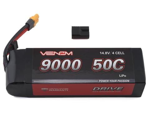 Venom DRIVE 50C 9000mAh 14.8V LiPo Battery w/ UNI 2.0-TRX Plug VNR15189
