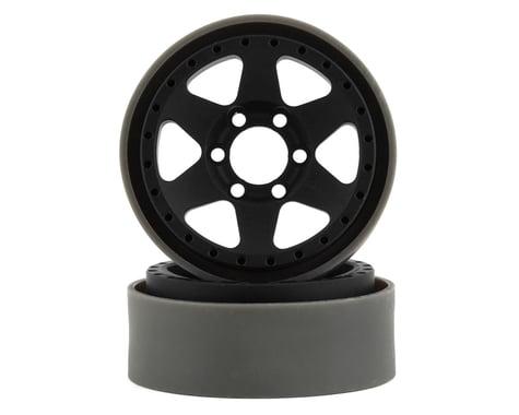 Vanquish Method 1.9 Race Wheel 310 Black Anodized VPS07763