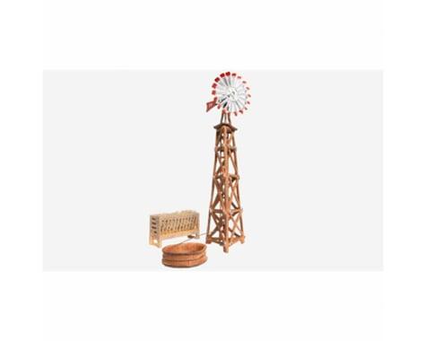 Woodland Scenics O Built-Up Windmill